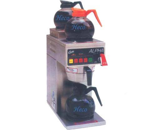 三头自动咖啡机