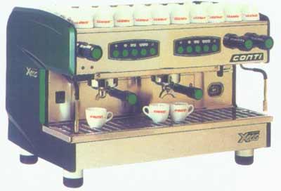 意式特浓咖啡机