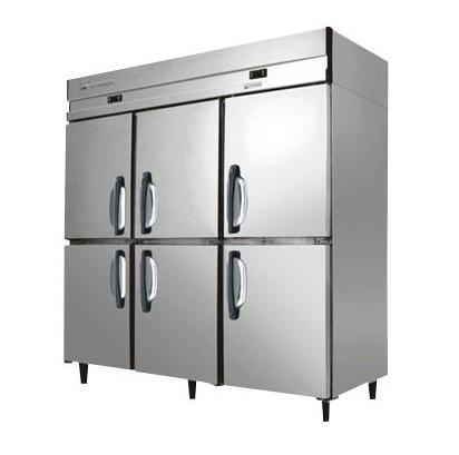 六门无霜冰箱